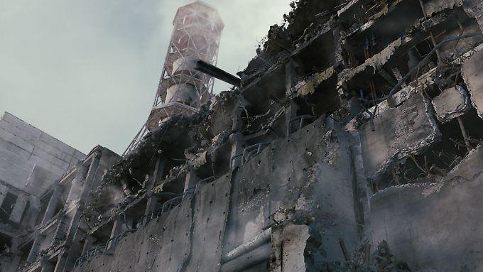 Die Katastrophe von Tschernobyl ereignete sich bei Instandsetzungsarbeiten.