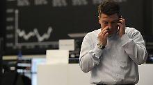 Der Börsen-Tag: Dax unterschreitet die 13.000er-Marke