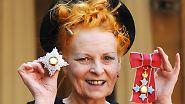 Die Queen des Punk: Vivienne Westwood wird 70