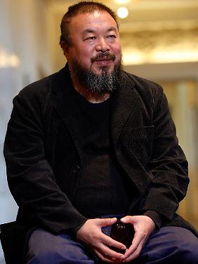 Ai Weiwei hatte sich erst kürzlich über den zunehmenden Druck durch die Behörden beklagt.