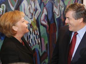 Eine Party für den Chef der Deutschen Bank auf Kosten der Steuerzahler? Kritiker sprechen von Kungelei zwischen Regierung und Wirtschaft.
