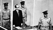 """""""Der Spediteur des Todes"""": Die Hinrichtung von Adolf Eichmann"""