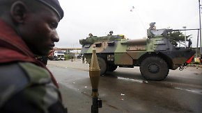 Blutiger Machtkampf in der Elfenbeinküste: Gbagbo gibt nicht auf