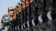 Milliarden für das Militär: Planet der Waffen