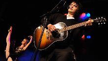 Fast wie ein Liedermacher: Pete Doherty.