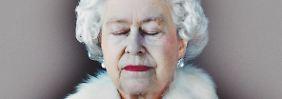 Bilderserie: Queen Lizzy: Ein Fels in der Brandung