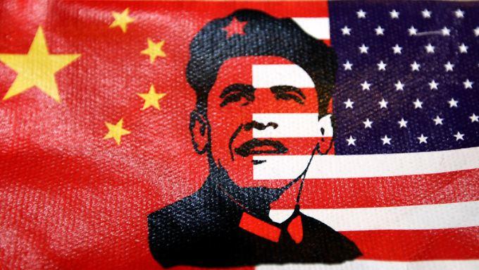 China ist der größte Gläubiger der USA.
