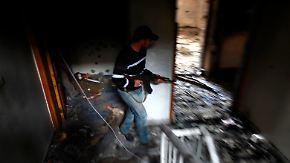Granatenbeschuss in Misrata: Zwei Kriegsfotografen getötet