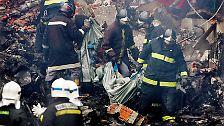 Hunderte Tote jährlich: Die schwersten Flugzeugunglücke