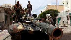 """""""Das Angebot ist eine Lüge"""": Gaddafi will aus Misrata abziehen"""
