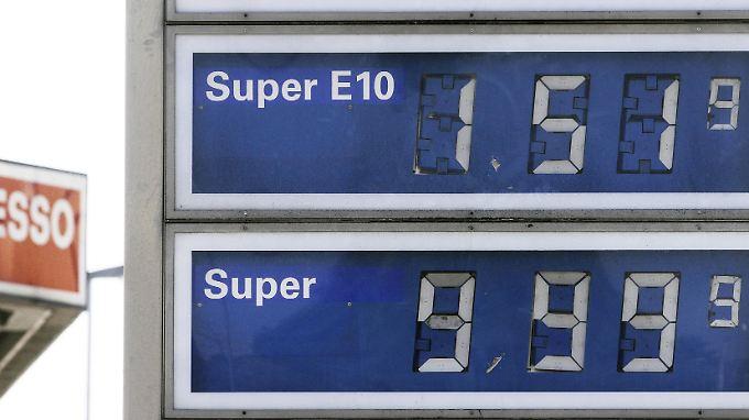 9,99 Euro für den Liter Super in Filderstadt: Benzin-Chaos über Ostern bleibt aus