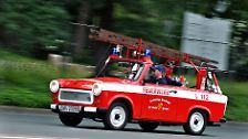 Plastikauto mit Charme: 1991: Der letzte Trabant läuft vom Band