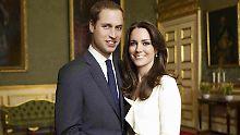 Bis dass der Tod sie scheidet? Prinz William und Kate Middleton.