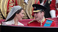 Endlich Hochzeit!: William und Kate trauen sich