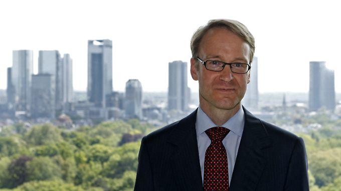 """Der neue  Bundesbank-Chef: Weidmann ist """"ein unabhängiger Mensch"""""""