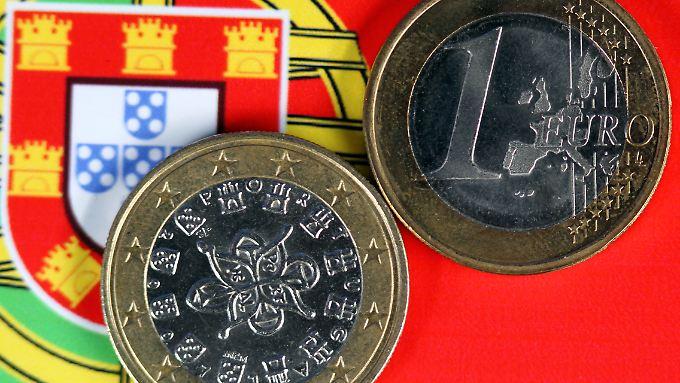 78 Milliarden Euro Finanzhilfen: Rettungspaket für Portugal steht