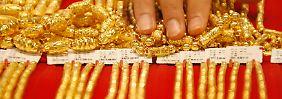 Bilderserie: Die größten Goldreserven der Welt