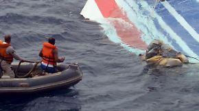 Todesflug AF 447: Leichen von Atlantikgrund geborgen