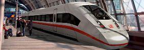 Bilderserie: Die neuen ICx-Züge