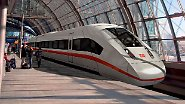 Wetterfest und wirtschaftlich: Die neuen ICx-Züge