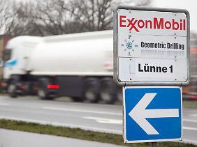 Besonders in Niedersachsen ist die Erkundung von Schiefergas schon weit fortgeschritten.