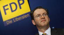 Martin Lindner fordert eine Abstimmung über Guido Westerwelle. Nun könnte es eine Abstimmung über Martin Lindner geben.