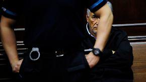 Sechs Anklagepunkte gegen den IWF-Chef: Strauss-Kahn bleibt in U-Haft