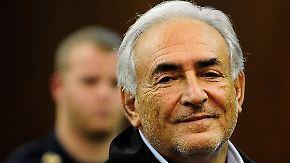 Sex im gegenseitigen Einverständnis?: Verwirrung im Fall Strauss-Kahn