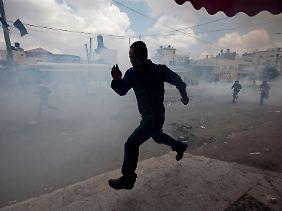 Am Nakba-Tag stürmten Palästinenser Israels Grenze. Mehr als 20 Menschen starben.