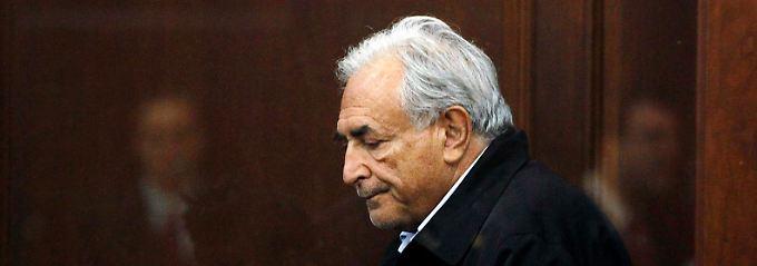 Dominique Strauss-Kahn macht den Weg frei für einen Nachfolger im IWF.