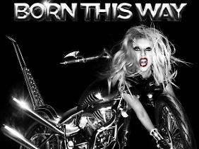 """Das Album """"Born This Way"""" ist ab sofort im Handel."""