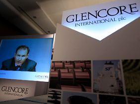 Diskreter Händler aus der Schweiz: Glencore-Chef Ivan Glasenberg.