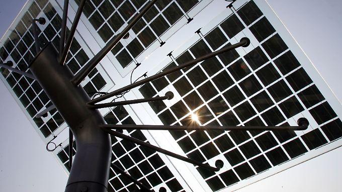 Mehr Konkurrenz, sinkende Rendite: Deutschlands Solarunternehmen haben es nicht leicht.