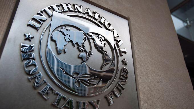 """""""Wir leihen nie Geld, solange wir nicht sicher sind, dass es keine Lücke geben wird"""". sagt eine IWF-Sprecherin."""