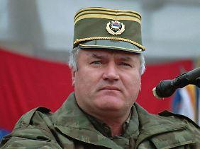 Nach fast 15-jähriger Flucht wurde Mladic am Donnerstag gefasst.