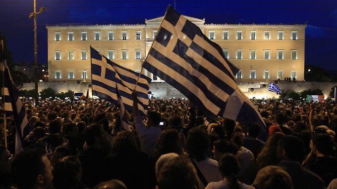Griechenland unter Druck: IWF droht mit Aussetzen der Finanzhilfe