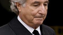 Milliardenbetrüger Bernard Madoff.