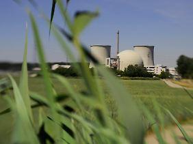 Das Atomkraftwerk Biblis