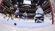 Grandioser Triumph oder totale Tristesse: Deutscher Showdown in der NHL