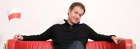 Steffen Möller lebt als Kabarettist in Polen und erklärt in Filmen und Büchern die polnische Seele.