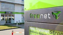 Tradingchance bei Freenet: 100% Ertrag bei Anstieg auf 13,50 €