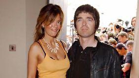 Gallagher und MacDonald: Nach elf Jahren wilder Ehe nun auch rechtlich ein Paar.