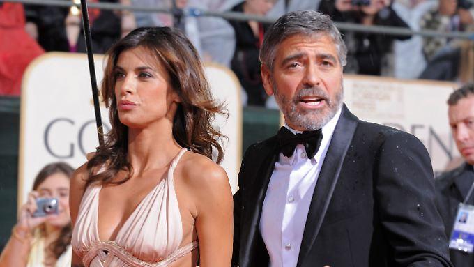 George Clooney und seine Ex, Elisabetta Canalis, sollten als Zeugen der Verteidigung aussagen.