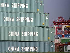 Die Industrienationen sind auf das hungrige China angewiesen. Das macht das Land mächtig.