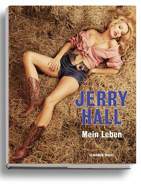 """""""Jerry Hall - Mein Leben in Bildern"""" ist bei Schirmer/Mosel erschienen."""