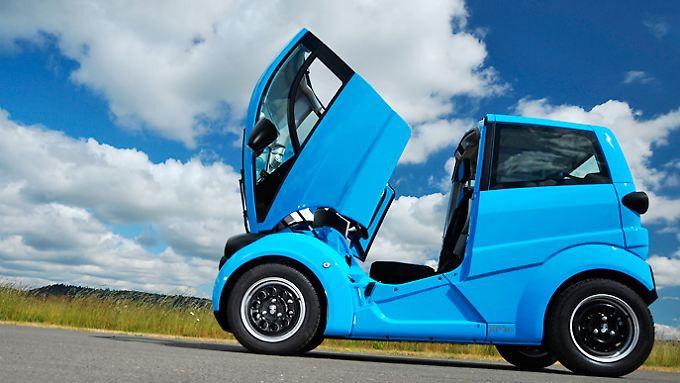Der Murray T.27 soll effizienter als die gesamte Elektroauto-Konkurrenz sein.