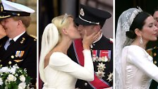 Meghan, schau mal!: Royal Weddingdresses