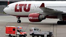 Monatelanger Tarifstreit: LTU-Piloten im Ausstand