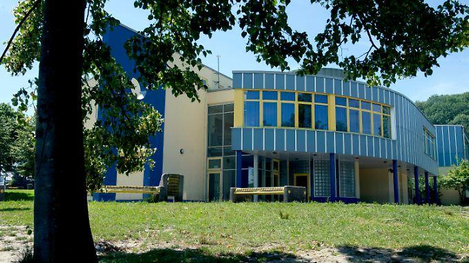 Die Schule in Altenbeken, an der sich mehrere Kinder mit EHEC infiziert hatten.