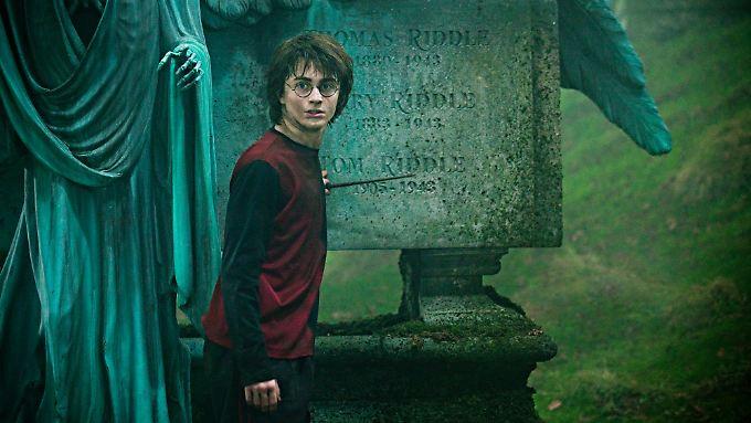 """""""Harry Potter"""" kann nicht mehr helfen."""